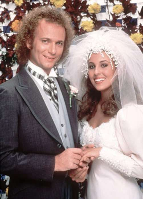 luke and laura wedding pics 1981