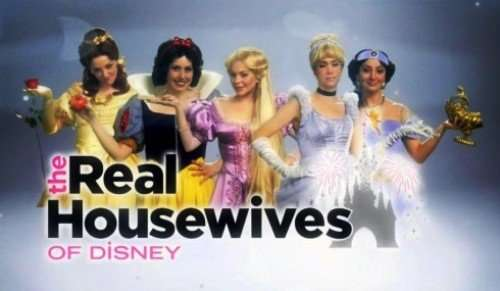 snl real housewives of disney