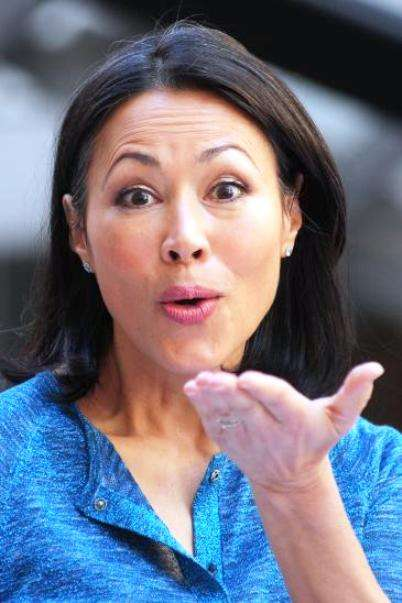 ann curry leaves today show